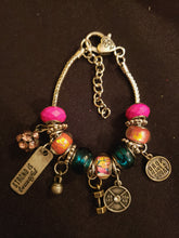 The Fitness Queen Charm Bracelet