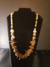Classy Boho Chic Statement Necklace