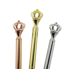 Shining Big Crown Ballpoint pen Metal High Quality Ballpoint Pen