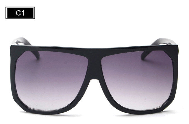 Designer Brand Over sized Sunglasses