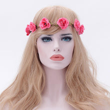 Ladies Floral Headband