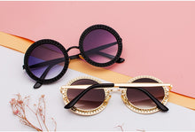 Designer Luxury Rhinestone Sun Glasses