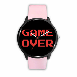 Game Over Classic Video Gamer Watch Game Over Classic Video Gamer Watch
