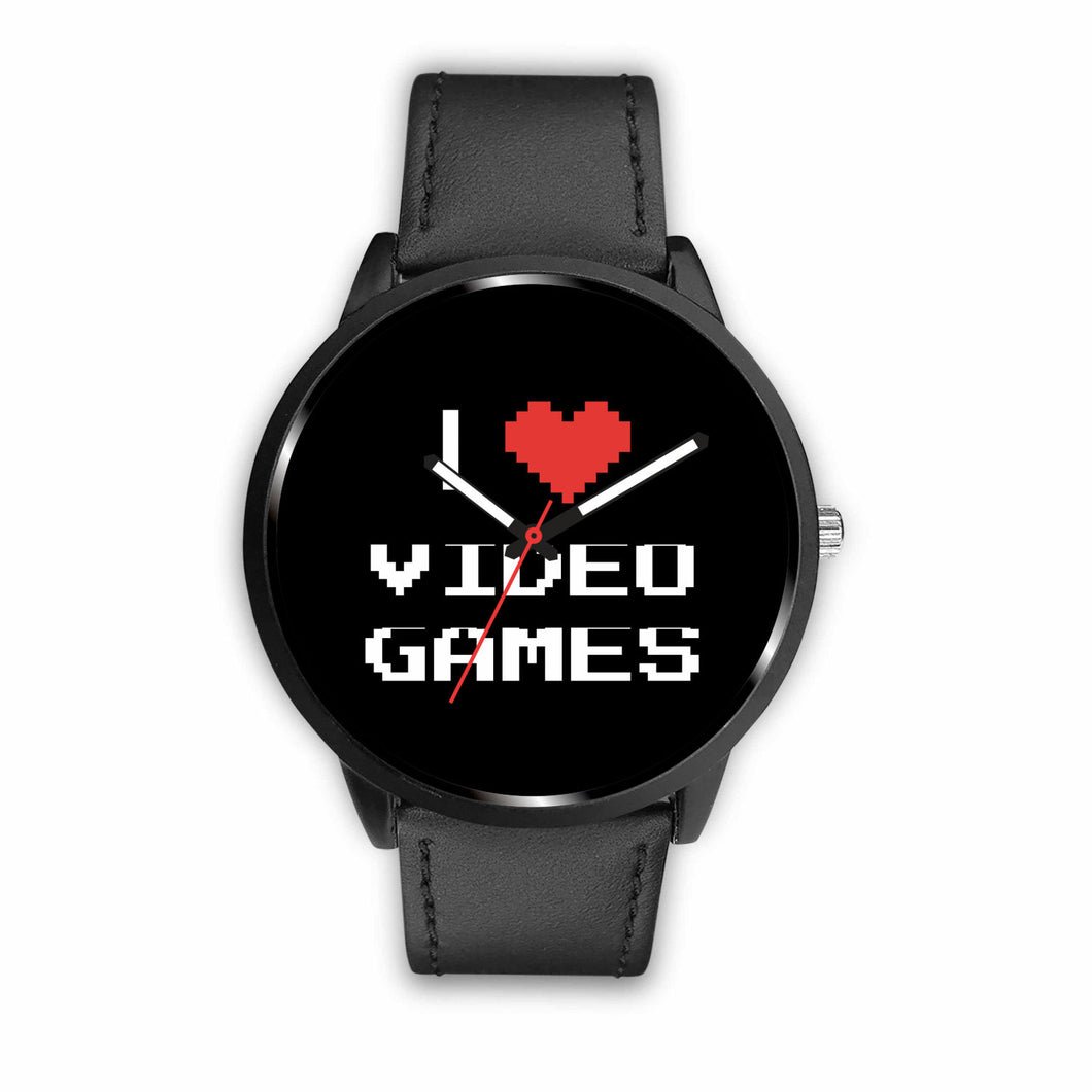 I Love Video Games - Video Gamer Watch