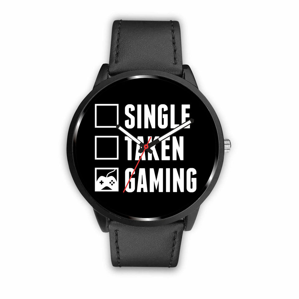 Single Taken Gaming - Video Gamer Watch