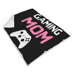 Gaming Mom - Video Game Mom Blanket Gaming Mom - Video Game Mom Blanket