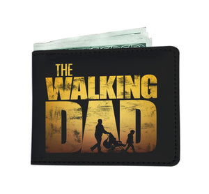 The Walking Dad - Dad Mens Wallet The Walking Dad - Dad Mens Wallet