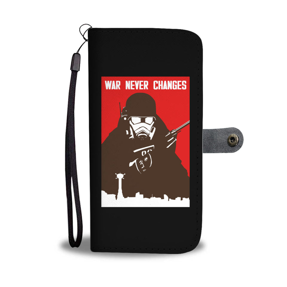New Vegas RPG Phone Wallet Case