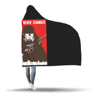 New Vegas RPG Hooded Blanket New Vegas RPG Hooded Blanket