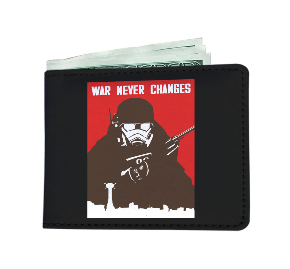 New Vegas RPG Mens Wallet