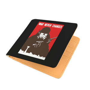 New Vegas RPG Mens Wallet New Vegas RPG Mens Wallet