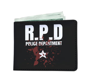 RPD Police Department Mens Wallet RPD Police Department Mens Wallet