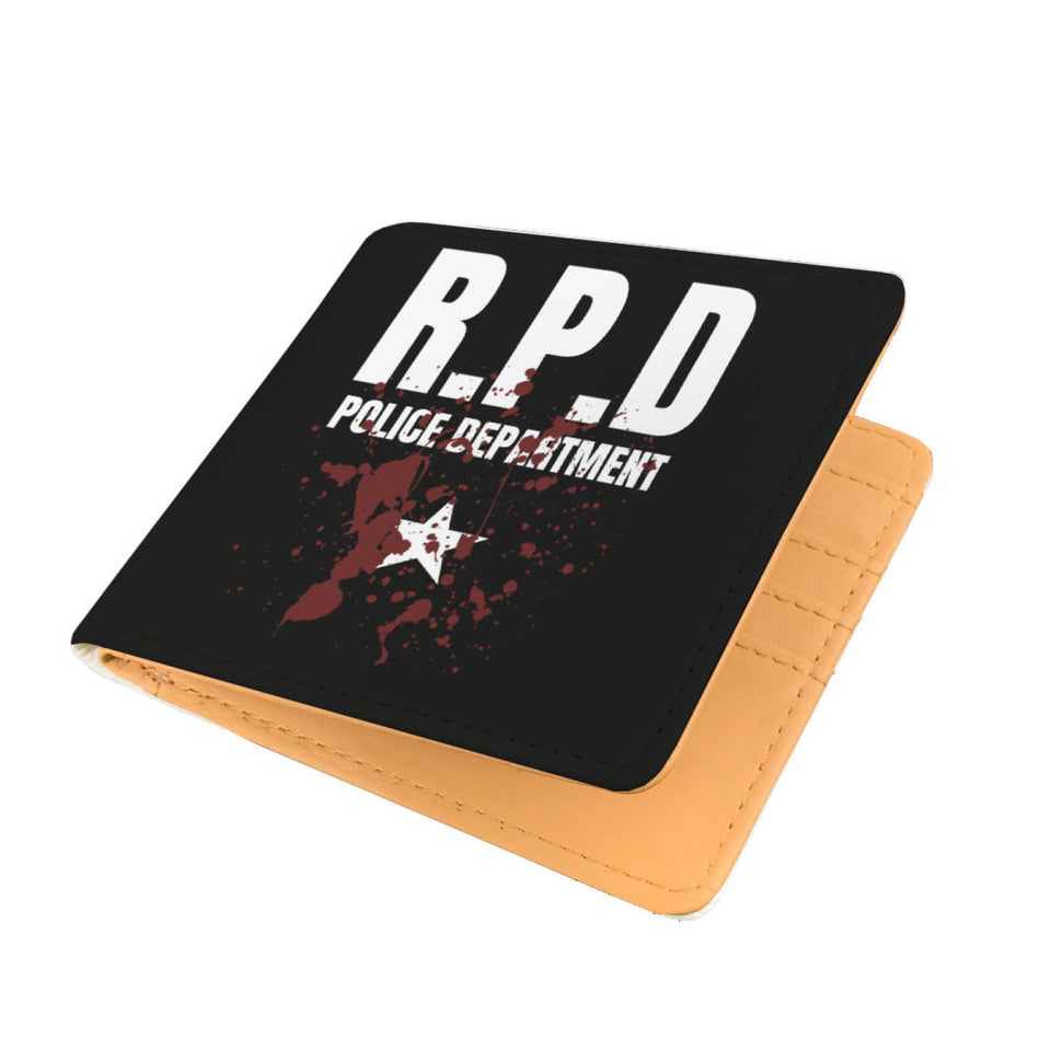 RPD Police Department Mens Wallet