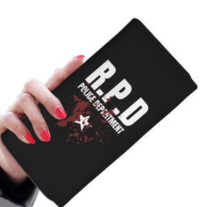 RPD Police Department Womens Wallet RPD Police Department Womens Wallet