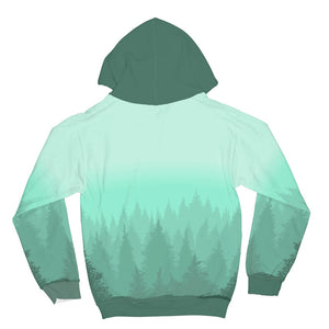 Forrest All Over Print Hoodie Forrest All Over Print Hoodie