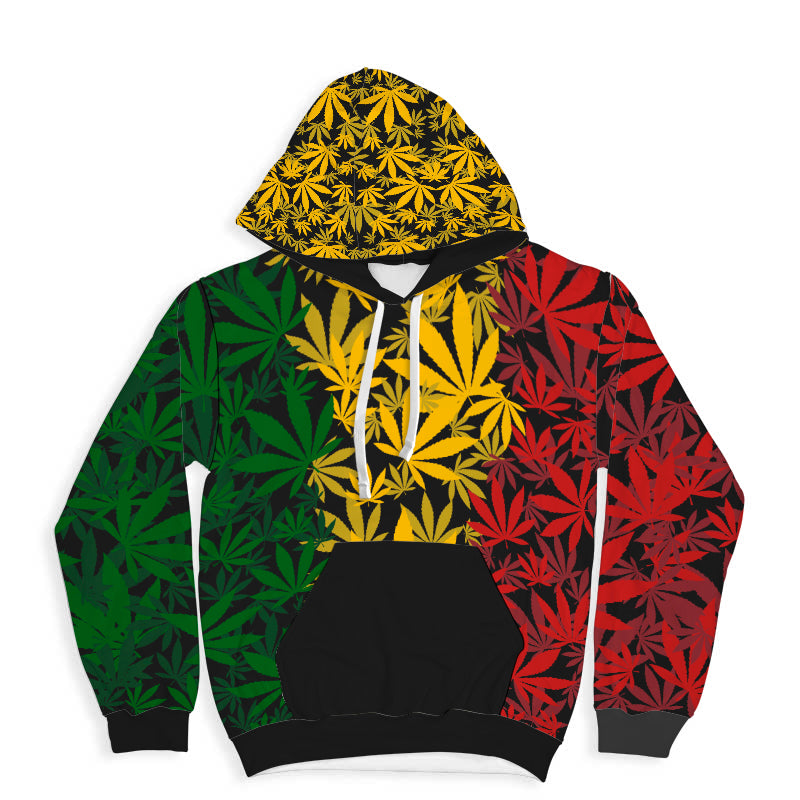 420 All Over Print Hoodie