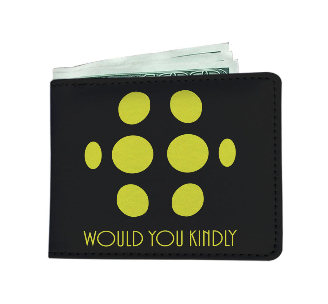 Big Daddy - Would You Kindly Mens Wallet