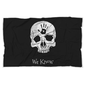 Dark Brotherhood We Know Blanket