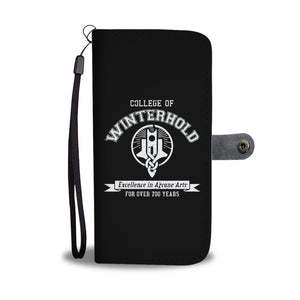 College of Winterhold Phone Wallet Case College of Winterhold