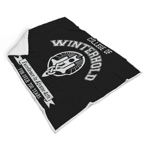 College of Winterhold Blanket College of Winterhold Blanket