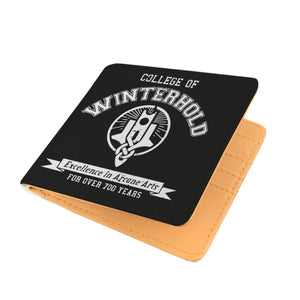 College of Winterhold Mens Wallet College of Winterhold Mens Wallet