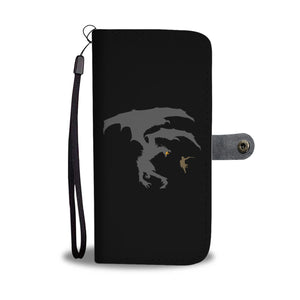 Dragon Fantasy RPG Phone Wallet Case Dragon Fantasy RPG Phone Wallet Case