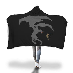 Dragon Fantasy RPG Hooded Blanket