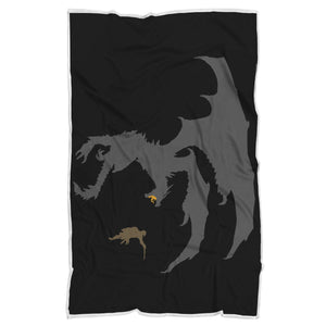 Dragon Fantasy RPG Blanket