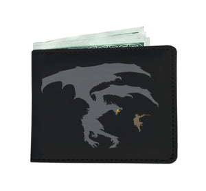 Dragon Fantasy RPG Mens Wallet Dragon Fantasy RPG Mens Wallet