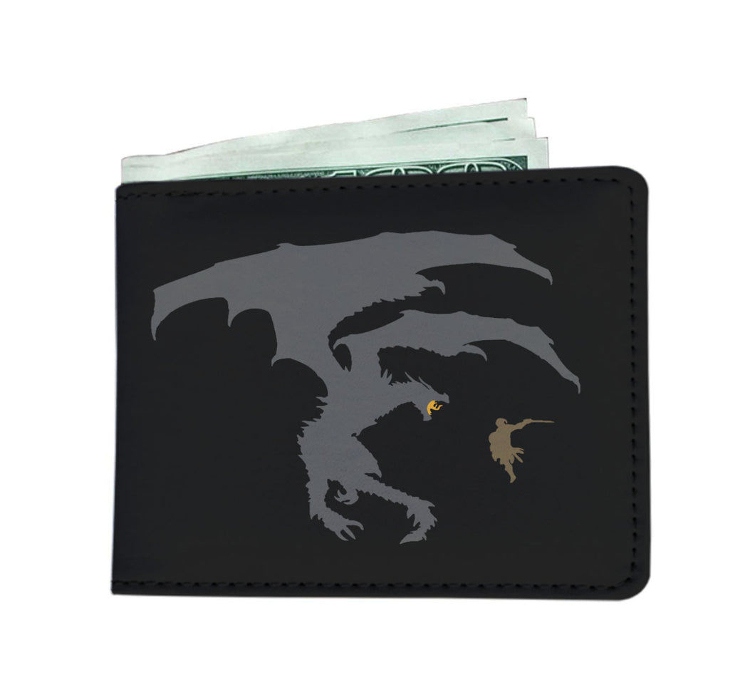 Dragon Fantasy RPG Mens Wallet