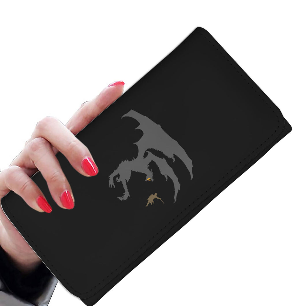 Dragon Fantasy RPG Womens Wallet