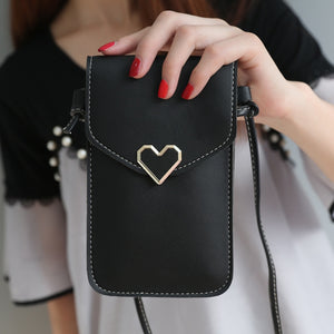 Touch Screen Cell Phone Purse Handbag crossbody cell phone purse, cell phone bag, cell phone bag