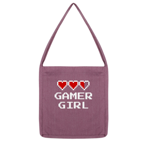 Gamer Girl Video Game Classic Tote Bag Gamer Girl Video Game Classic Tote Bag