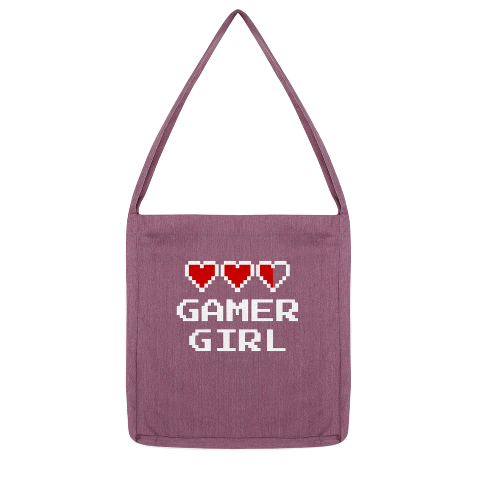 Gamer Girl Video Game Classic Tote Bag