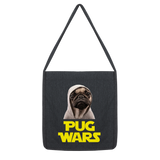 Pug Wars The Last Pug Classic Tote Bag Pug Wars The Last Pug Classic Tote Bag