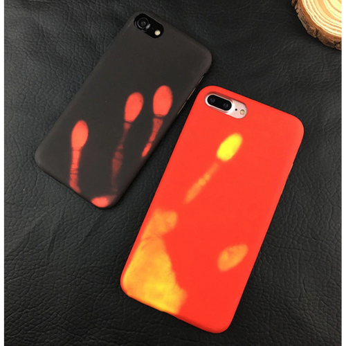 PodGrips Thermal iPhone Color Changing Phone Case
