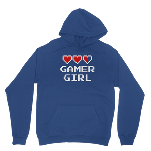 Gamer Girl Video Game Classic Adult Hoodie Gamer Girl Video Game Classic Adult Hoodie