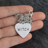 Witch Necklace Witch Necklace