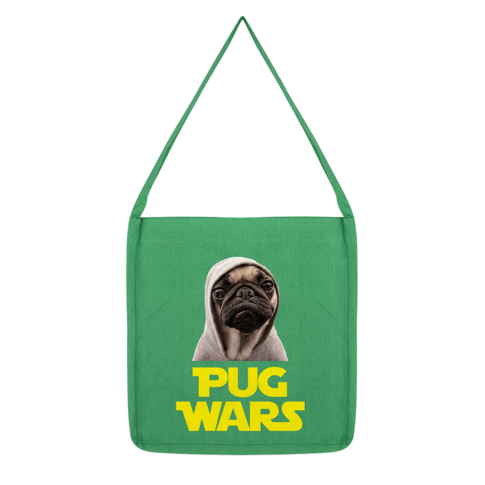 Pug Wars The Last Pug Classic Tote Bag