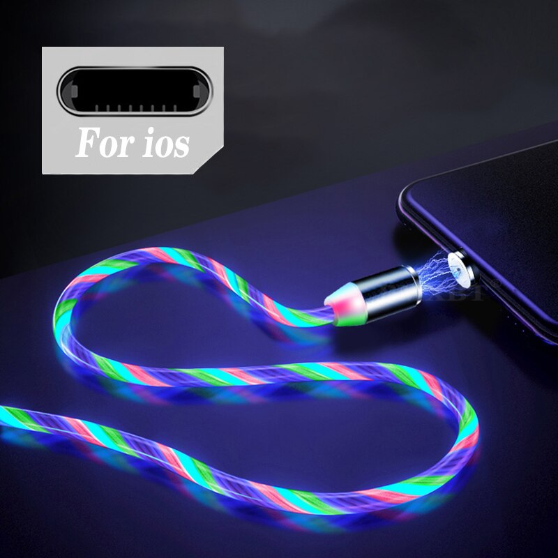 magnetic charging cable, magnetic phone charger