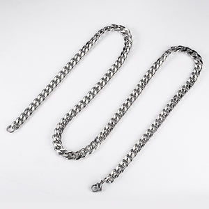 Mens Punk Stainless Steel Necklace Mens Punk Stainless Steel Necklace