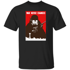 War Never Changes T-Shirt (C19) War Never Changes T-Shirt (C19)