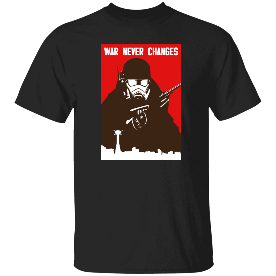 War Never Changes T-Shirt (C19)
