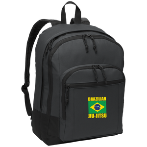 Brazilian Jiu Jitsu Flag BJJ Backpack Brazilian Jiu-Jitsu BJJ Brazilian Jiu Jitsu Rucksack Training Bag