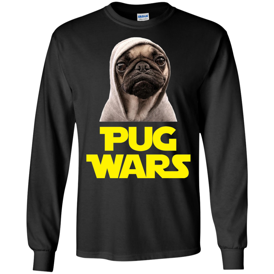 Pug Wars - Pug Dog Lovers Shirt