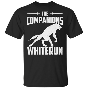 The Companions Whiterun Cotton T-Shirt The Companions Whiterun Cotton T-Shirt