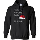 This Is My Christmas Hoodie Xmas Holidays Pullover Hoodie 8 oz. This Is My Christmas Hoodie Xmas Holidays Pullover Hoodie 8 oz.