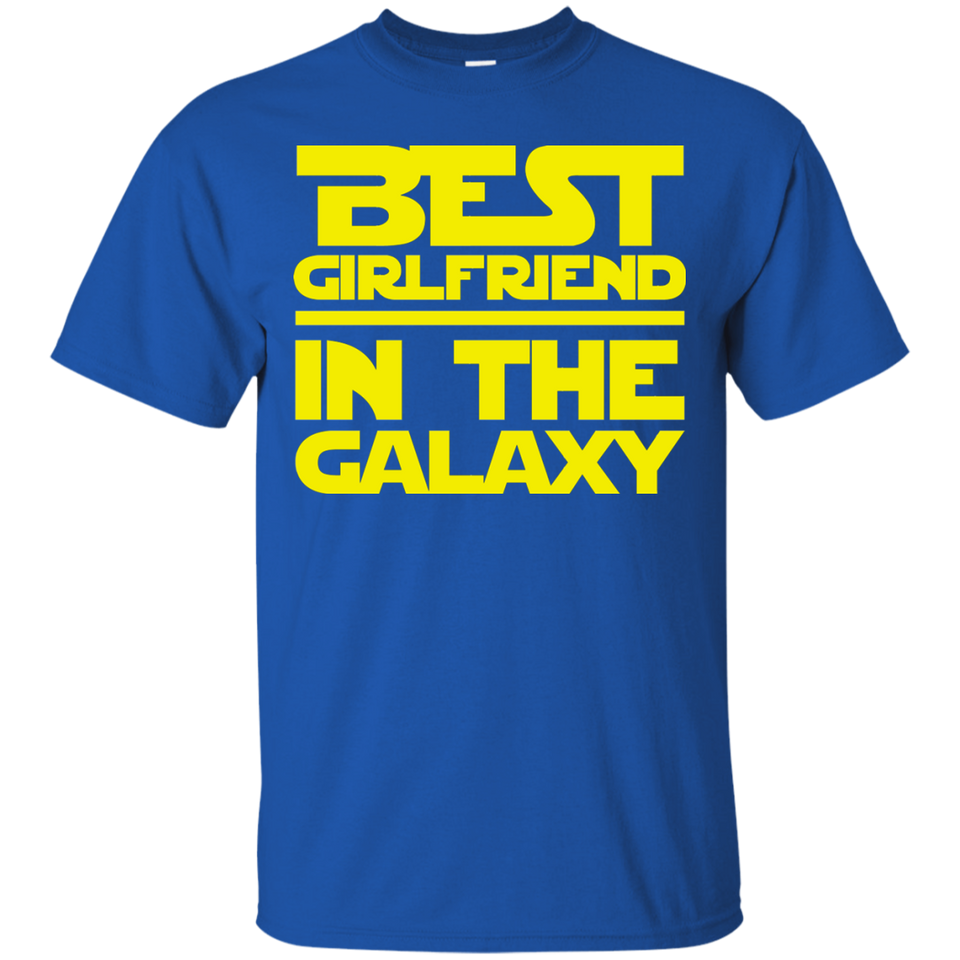 Best Girlfriend In The Galaxy Shirt