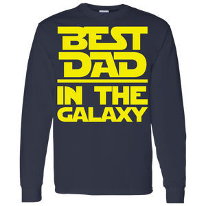 Best Dad In The Galaxy Shirt Best Dad In The Galaxy Shirt