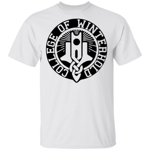 College Of Winterhold White T-Shirt 2 College Of Winterhold White T-Shirt 2
